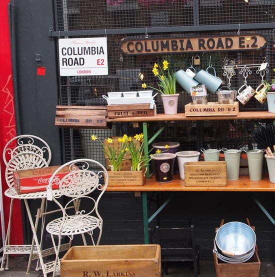 Sunday Fun: Columbia Road Flower Market