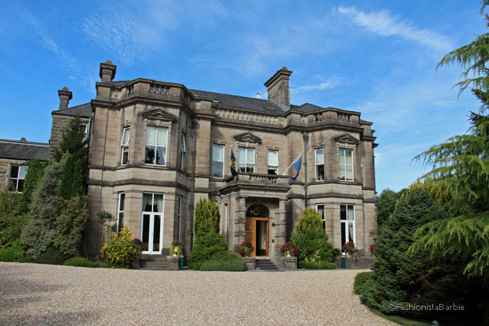 Postcard From: Tre-Ysgawen Hall Hotel and Spa, Anglesey