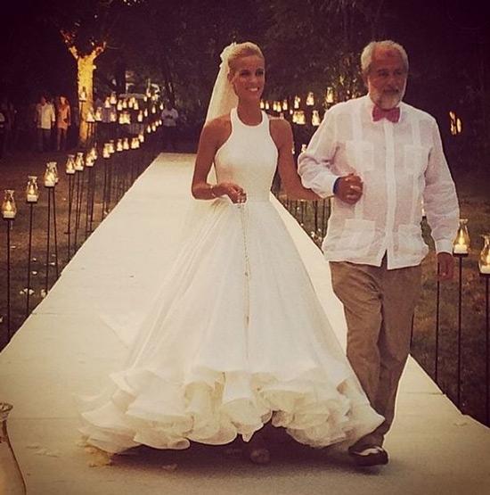 mary katrantzou,wedding dress