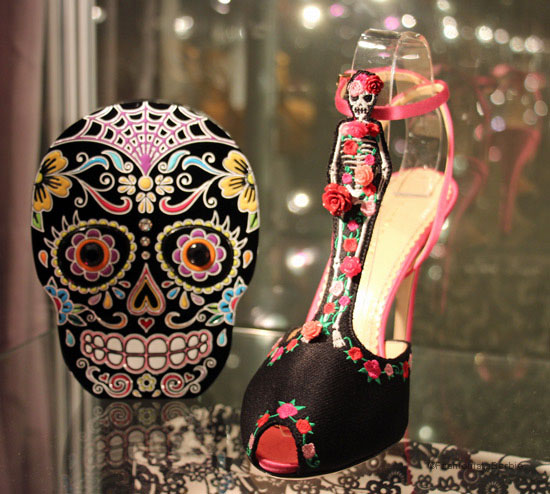 Charlotte Olympia,cruise,shoe,shoes,bag,mexico,fashion,designer shoe,footwear