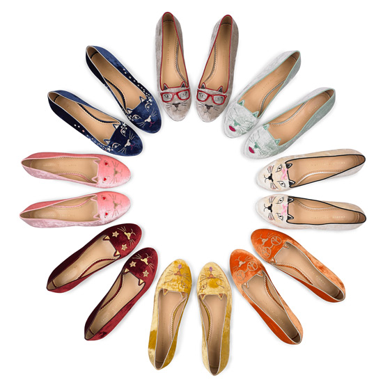 Shoe Loving: Which Charlotte Olympia Kitty Are You?