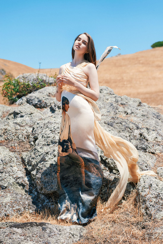 Editorial Loving: Paper Mag & Rodarte Star Wars Collection