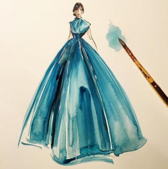 Instagram: 6 Fashion Illustrators To Follow