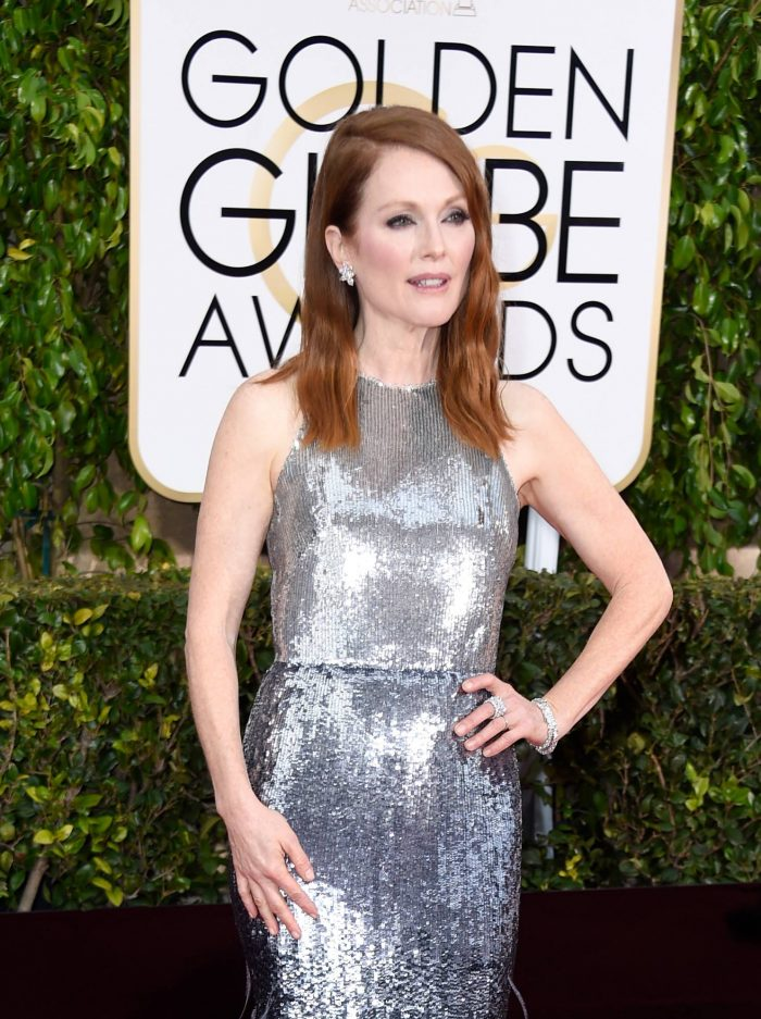 Golden Globes 2015: Julianne Moore In Givenchy