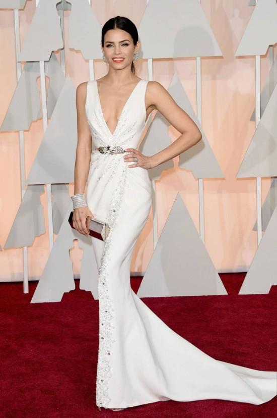 Oscars 2015: Jenna Dewan-Tatum In Zuhair Murad