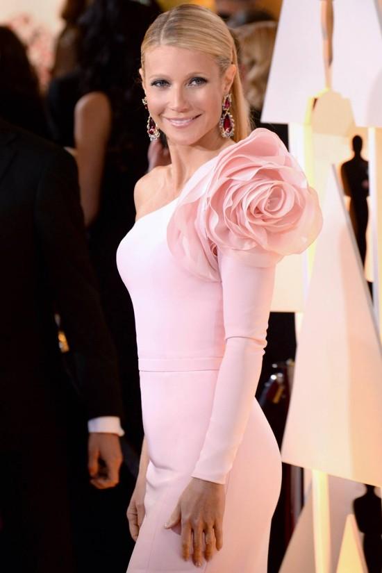 Oscars 2015: Gwyneth Paltrow In Ralph & Russo