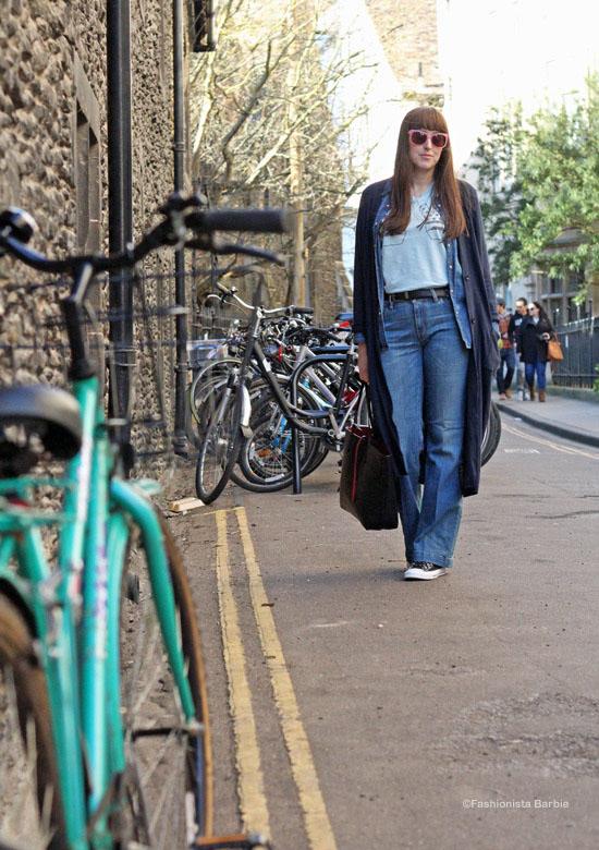 70s Vibes In Cambridge