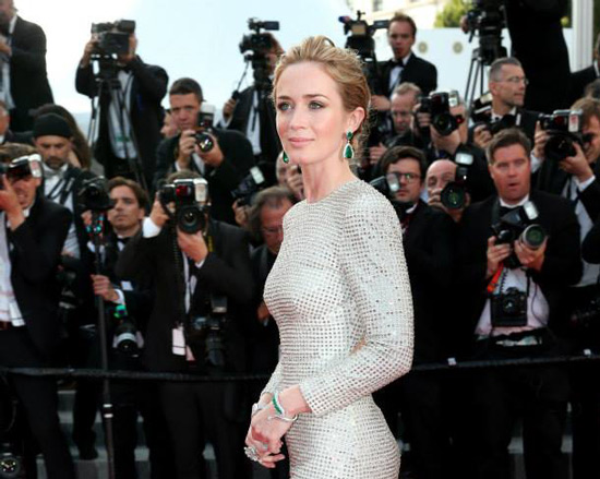 emily blunt,stella mccartney,cannes 2015,red carpet,fashion,couture