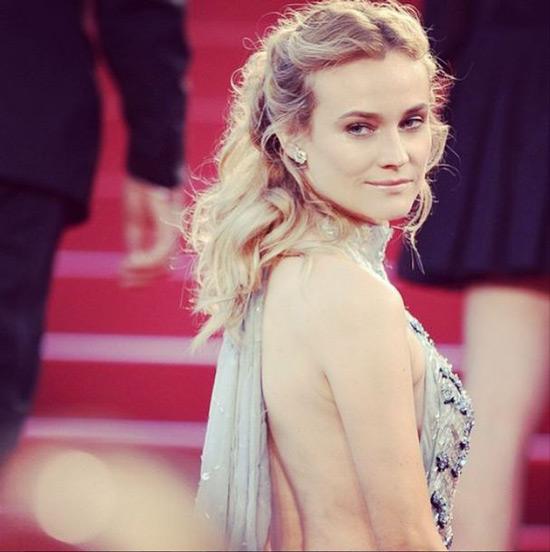 Cannes 2015: Diane Kruger In Prada