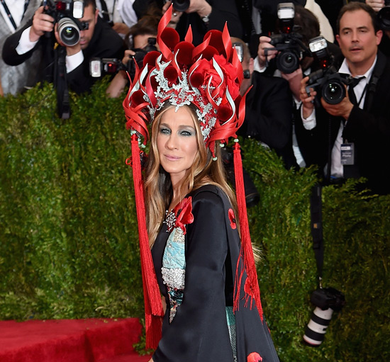 Met Gala 2015 – China: Through the Looking Glass