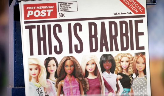 The Barbie Doll Reinvention