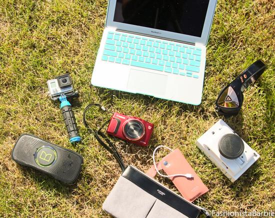 Vlog: Summer Technology