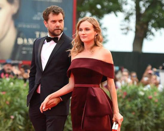 Venice Film Festival: Diane Kruger In BOSS