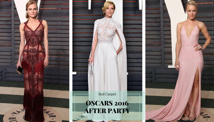 Best Oscars 2016 After Party Dresses