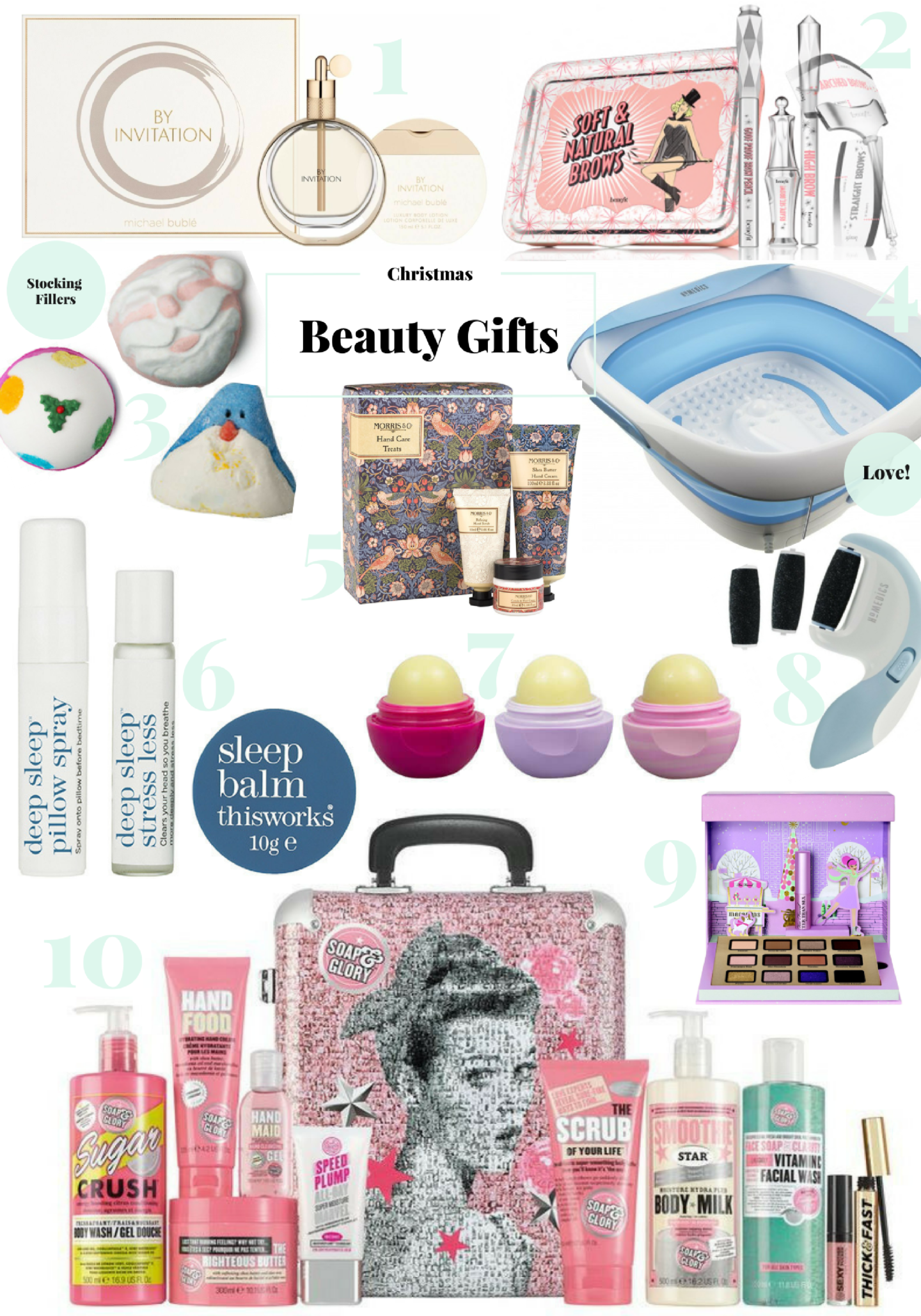 Christmas Shopping: Beauty Gifts