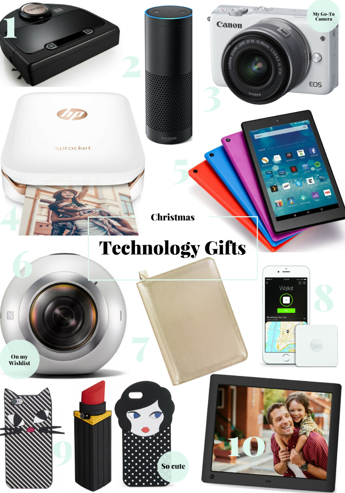 Christmas Shopping: Technology Gifts