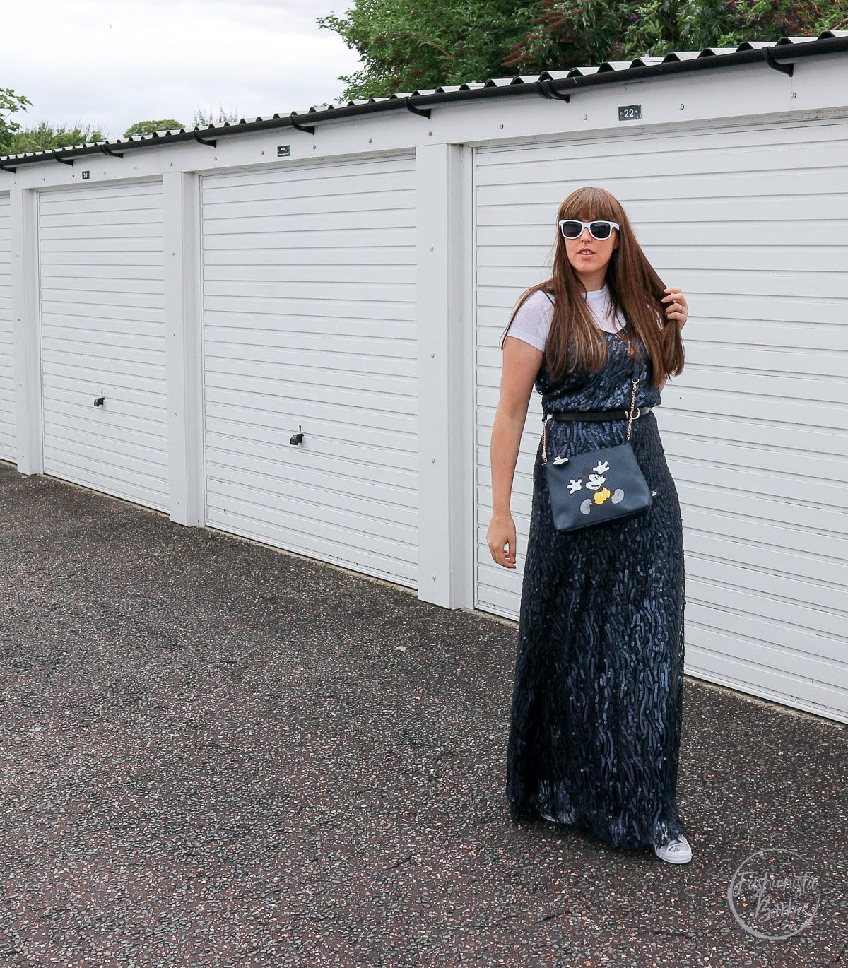 3 Ways To Wear A Sequin Maxi