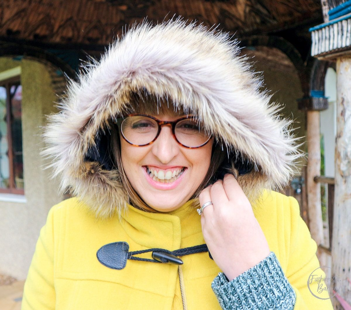 Boden, statement winter coat, winter coat, duffle coat, yellow coat, fashionista barbie, fashion blogger, style post, outfit, fashion, style blogger