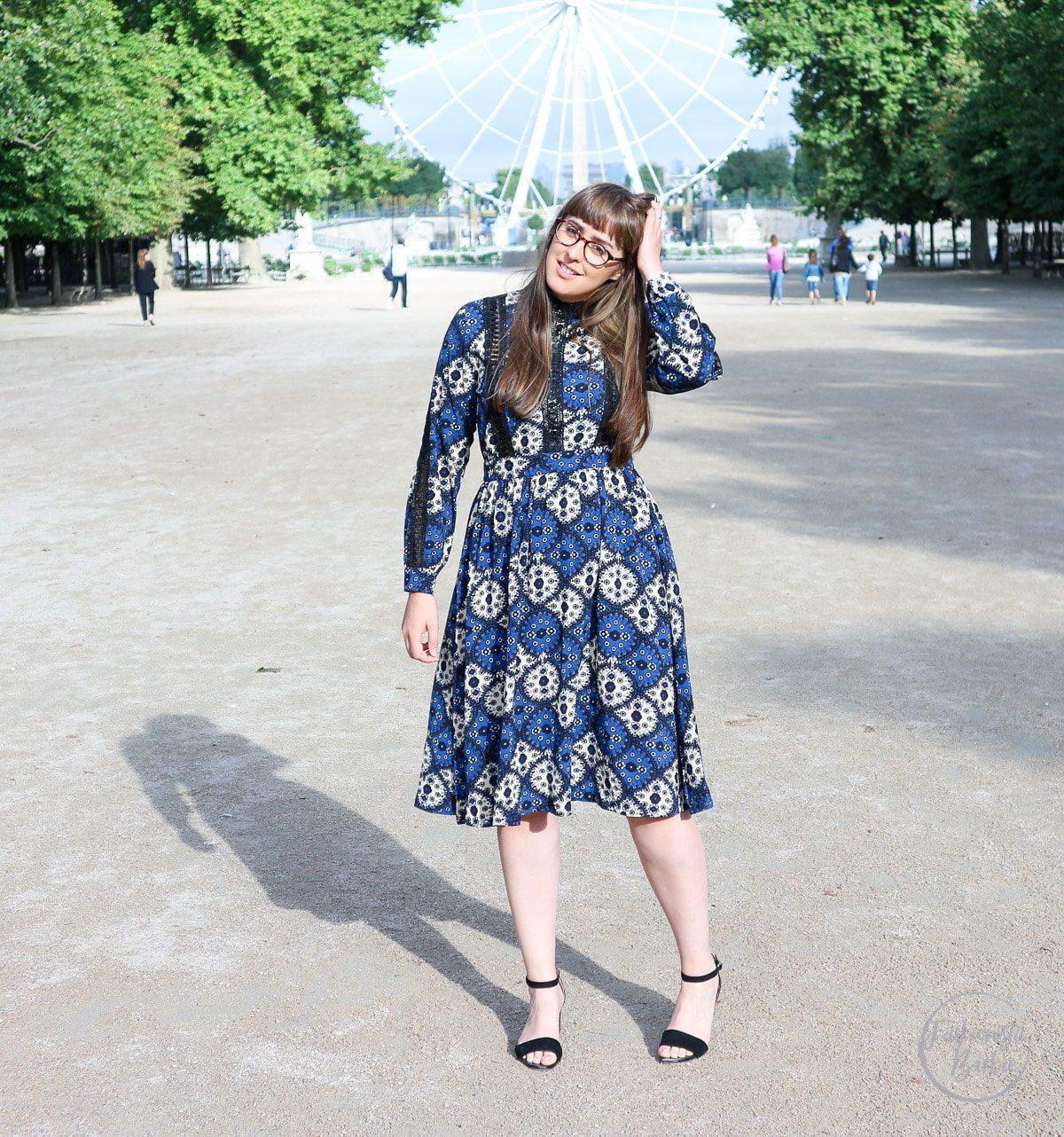 Parisian Boohoo Style Under £20