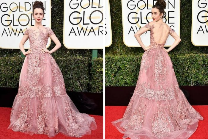 Golden Globes 2017 Best Dressed List
