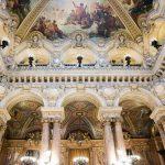 Palais Garner, Opéra Garnier, Paris, France, Travel