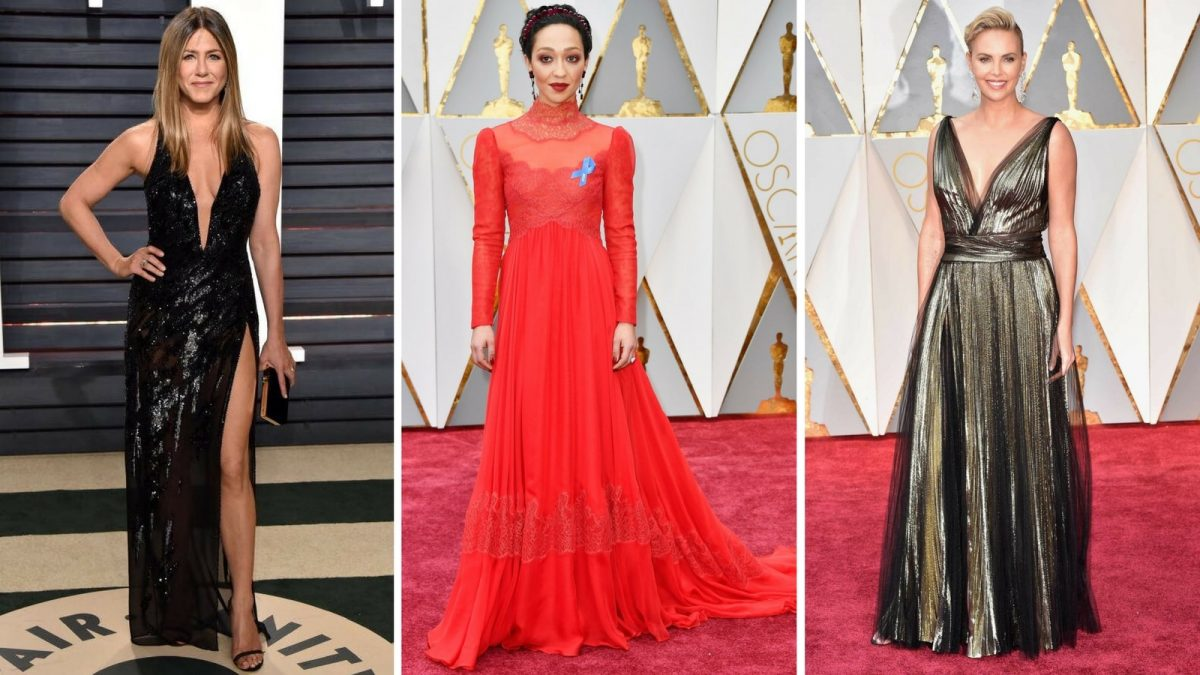 Oscars 2017 – Red Carpet Trends