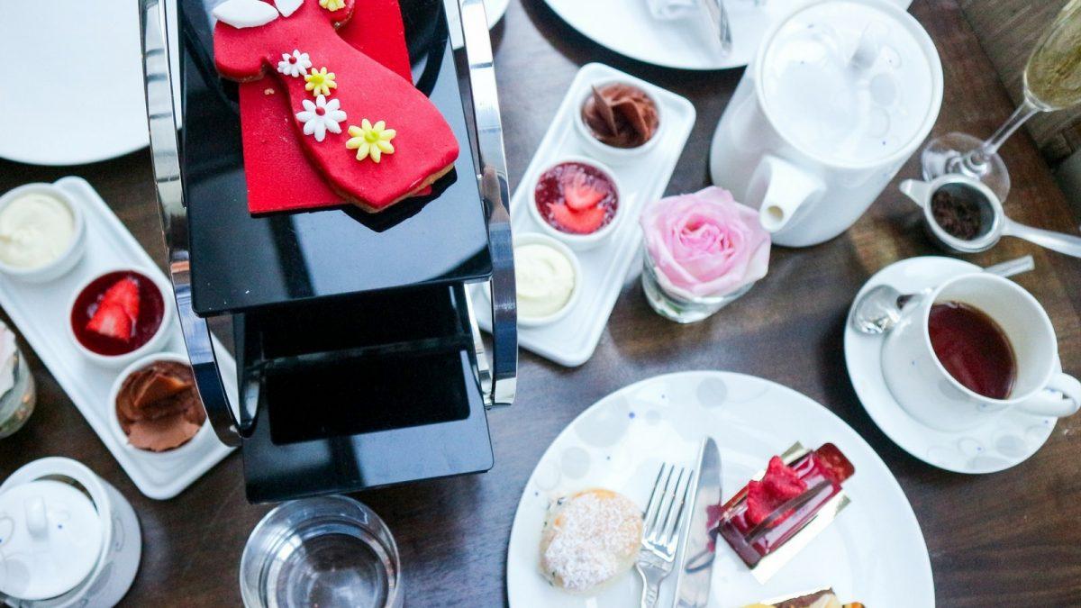 London Spots: London Hilton on Park Lane – Afternoon Tea