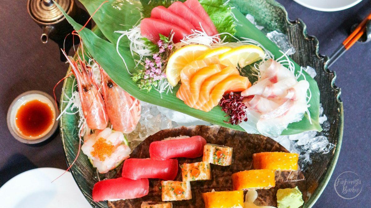 London Spots: Aqua Kyoto Weekend Brunch