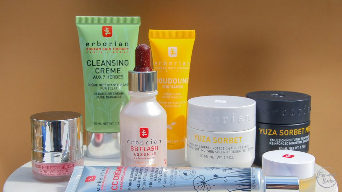 Erborian, Korean beauty, beauty, beauty tips, skincare, skincare tips