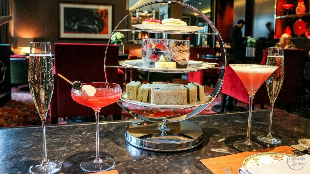 London Spots: Four Seasons London – Afternoon Tea