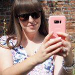 samsung s8+, samsung s8 plus, samsung s8, samsung, technology review, samsung review, technology, smartphone, uk fashion blogger, uk blogger