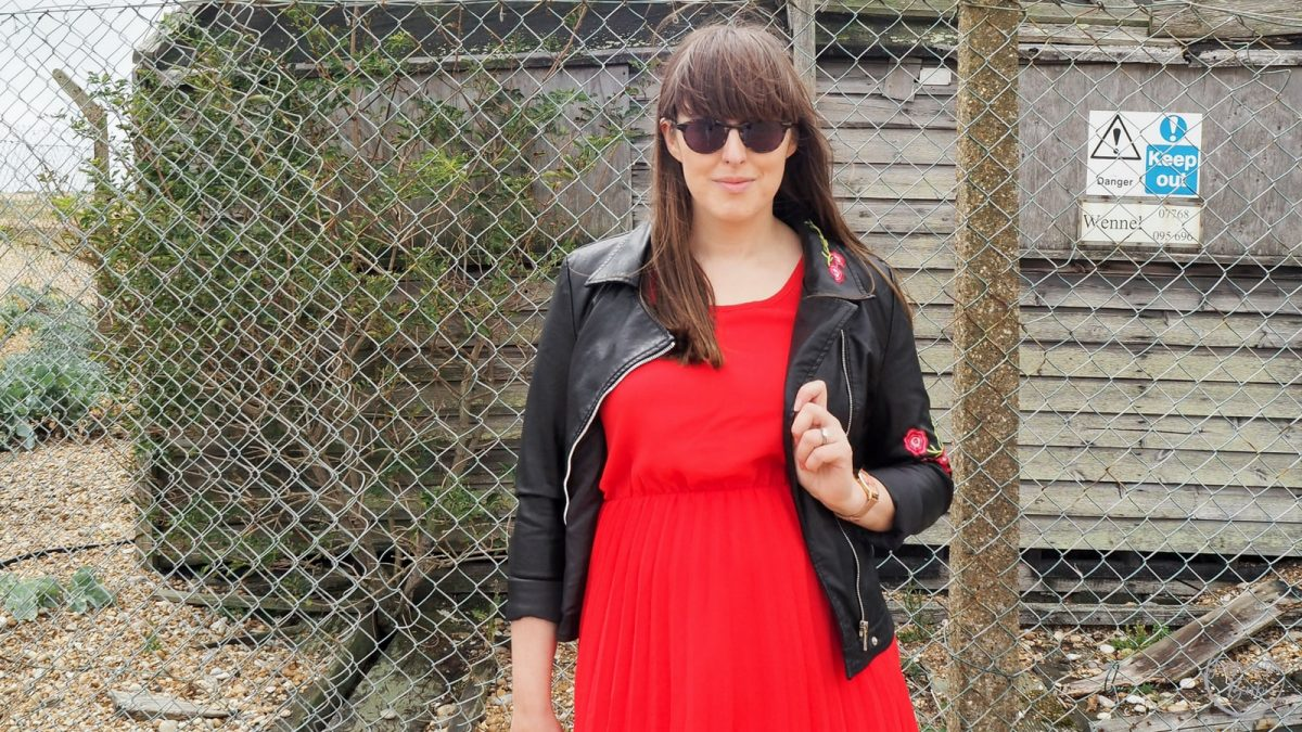 One Red Dress – From Day To Night