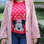 fashionista barbie,style post, 2017, fashion blogger uk, cath kidston, disney x cath kidston, minnie mouse,