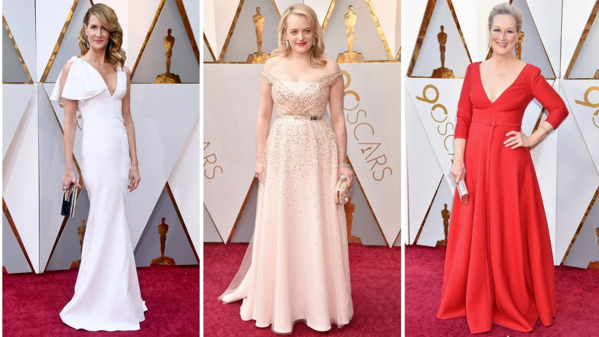 Oscars 2018: Red Carpet Trends