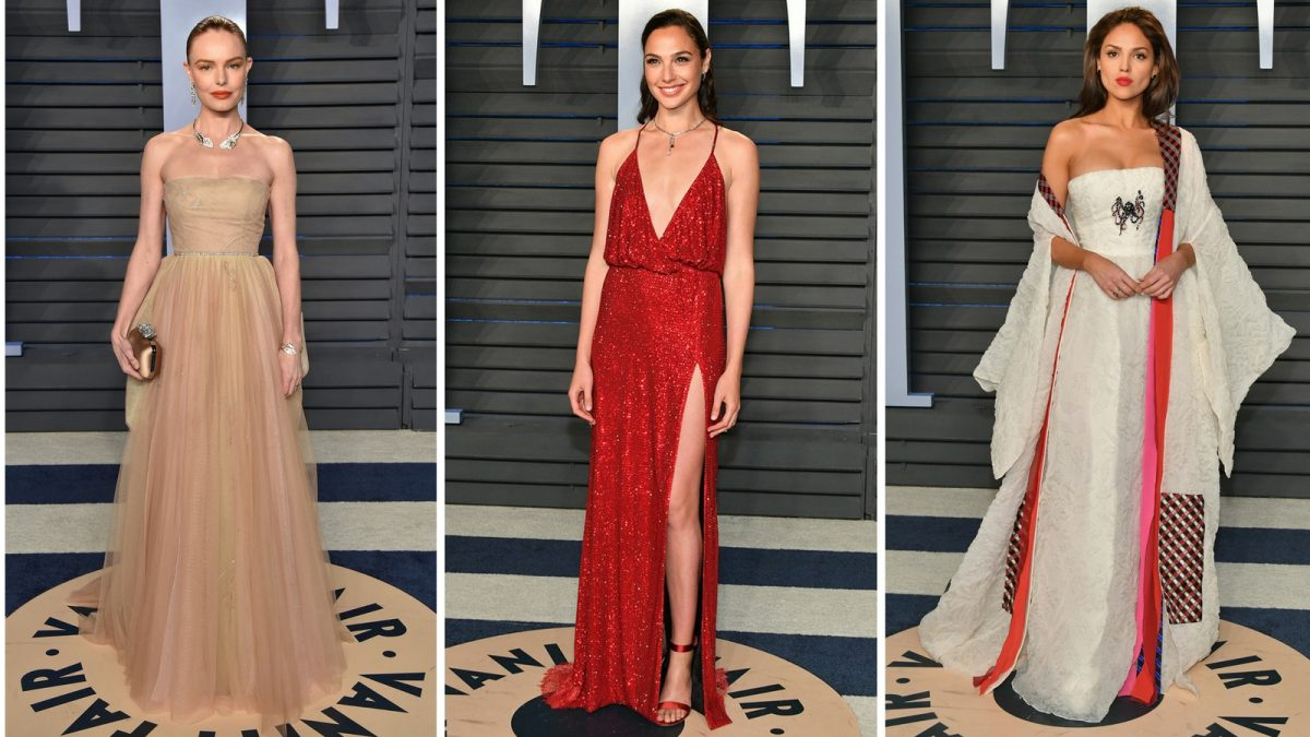 Vanity Fair, Oscars 2018, Red Carpet Trends, Oscars, Academy Awards, Red Carpet, Celebrities