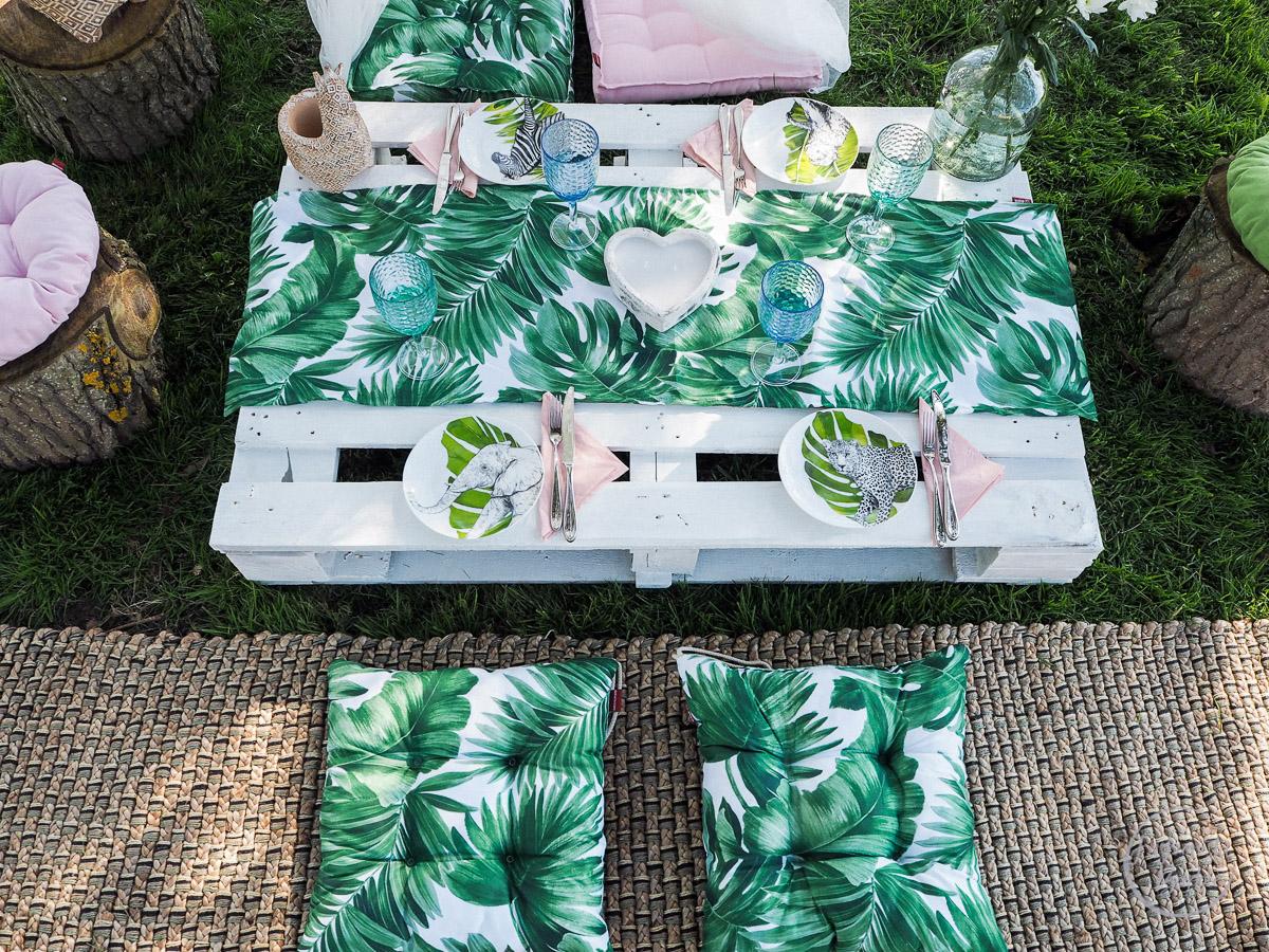 Dekoria, Garden Decor, Picnic Decor, Picnic, Garden, Garden Cushions,  Outdoor