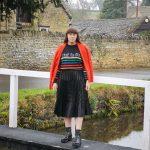 autumn, capsule wardrobe, autumn buys, styling, fashion blogger, quiz, hiking boots, rainbow knit, new look, primark
