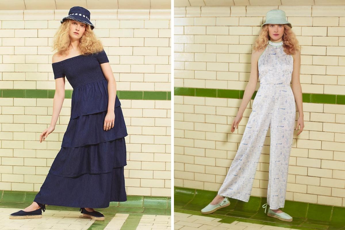 Warehouse, Wareshrimps, Shrimps, Warehouse x Shrimps, Fashion Collaboration, High Street, Summer Style, Fashion, Shopping