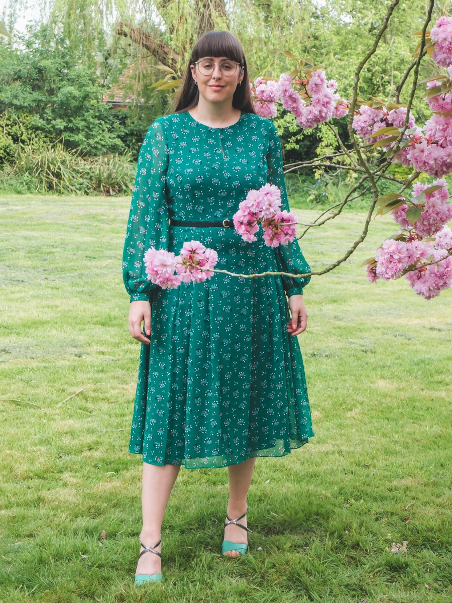 Wedding Guest Edit, Wedding Guest Inspiration, Wedding Guest Dresses, Wedding Guest Shopping, Boden Dress, Boden, What to wear to a wedding, It's A Danielle Life, Blossom
