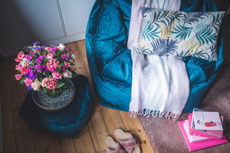 Beanbag, Beanbag armchair, Armchair Beanbag, Velvet Beanbag, chair, interiors, decor
