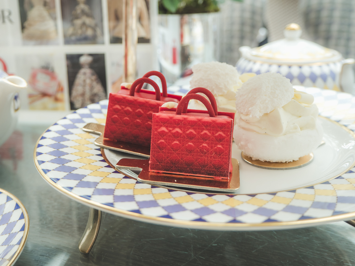 Dior, Christian Dior, Afternoon Tea, London Spots, The Berkeley, Knightsbridge,