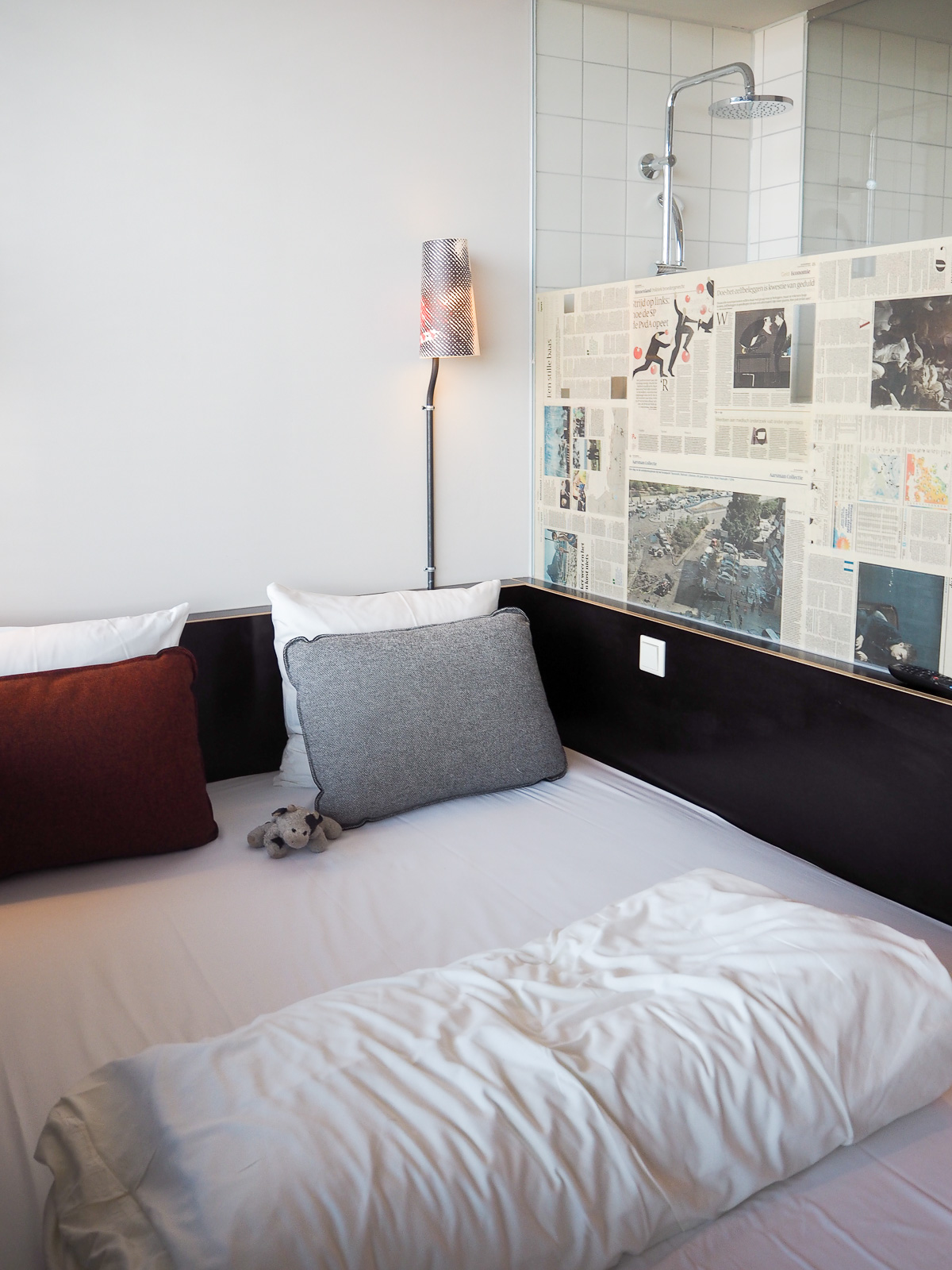 Volkshotel, Amsterdam Hotel, Hotel, Amsterdam, Where to stay in Amsterdam