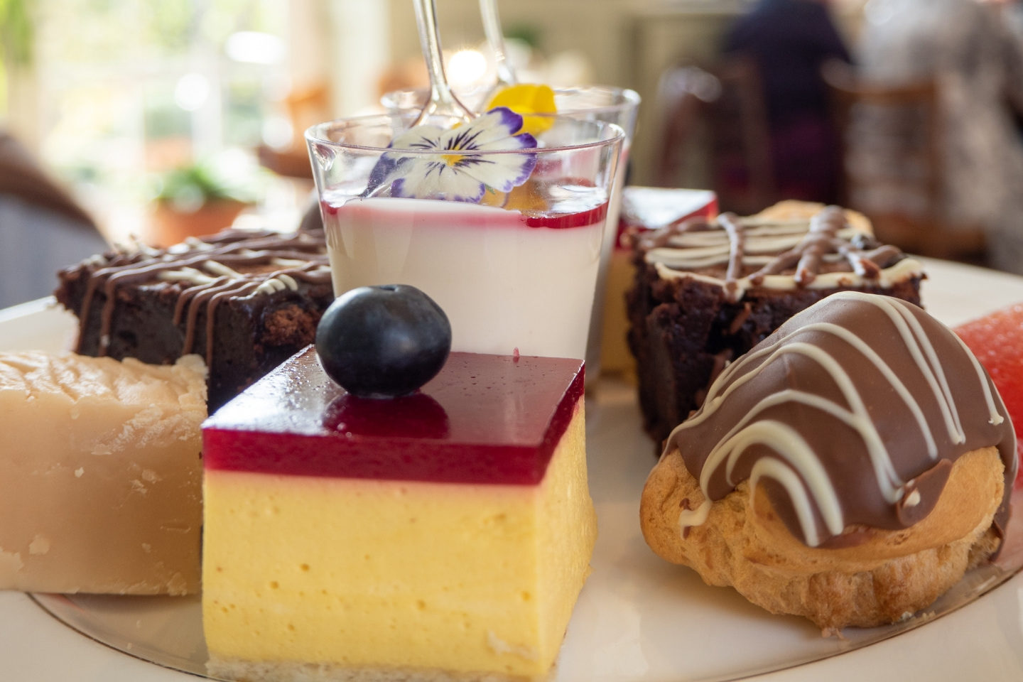 Kent Life: Secret Garden Afternoon Tea