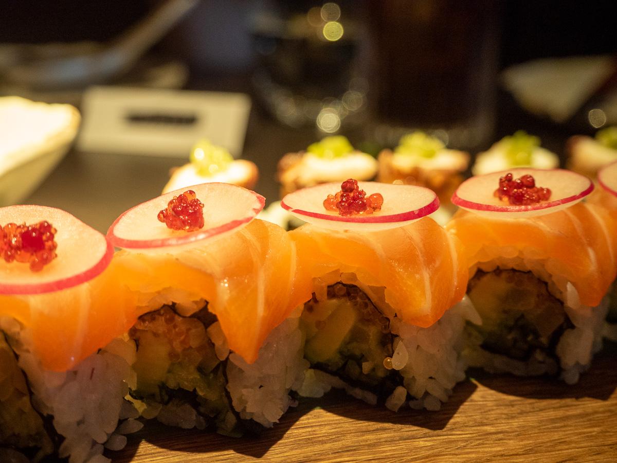 Aqua Kyoto, Japanese Restaurant, Restaurant Review, London, Where to eat in London,