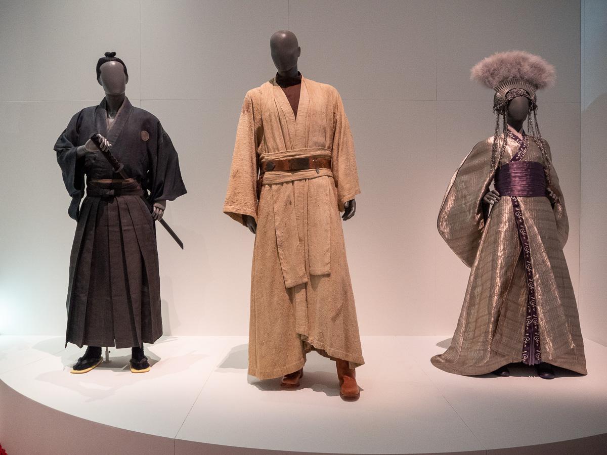 V&A Museum, V&A, Fashion Exhibition, Kimono: Kyoto to Catwalk, Kimono, Japanese Fashion, Star Wars Costumes
