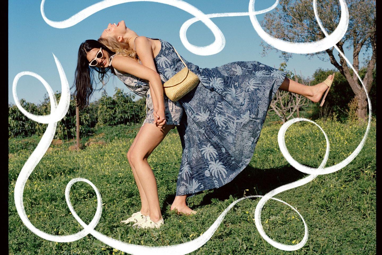 Desmond & Dempsey, H&M, Daywear, Summer clothes, Designer Collaboration